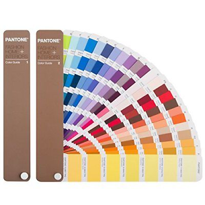 Pantone NEW 2016 VERSION Home Interiors Color Guide Guides Printing Graphic Arts