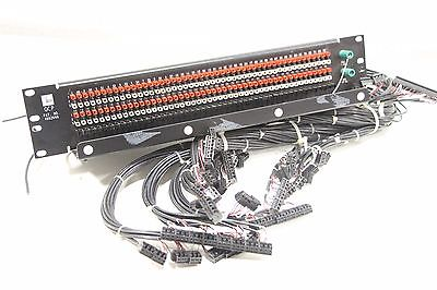 ADC Telecommunications QCP UP-96MKII 4-26847-0113 Termination Panel PatchBay