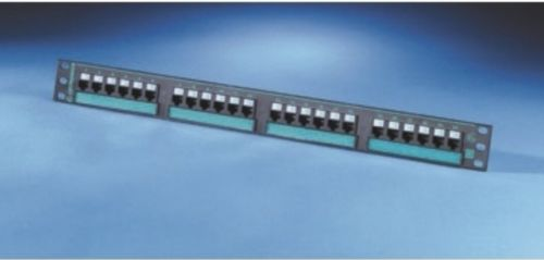 NIB, Ortronics Clarity Cat 6 24-Port Patch Panels OR-PHD66U24
