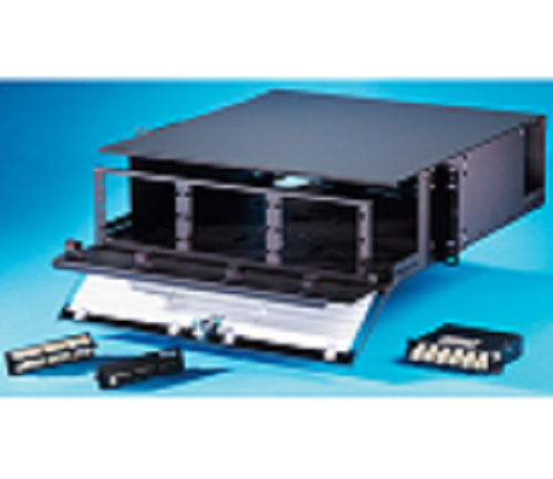 ORTRONICS FC03U-P 3U RACK MOUNT FIBER CABINET FOR PATCHING APPLICATIONS