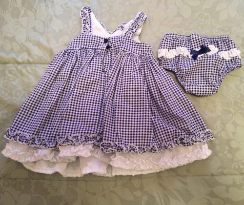 Baby Dress 6-9 Months