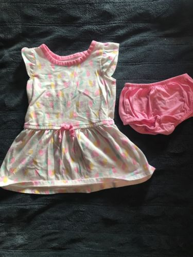 12 month baby girl clothes lot