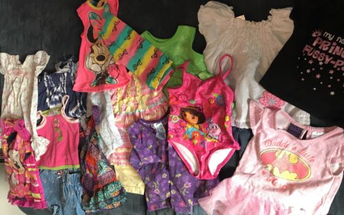 18 month girl clothes lot