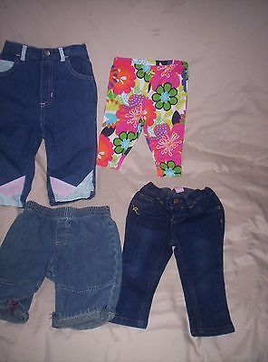 Mixed Lot of Infant Girl's Clothing