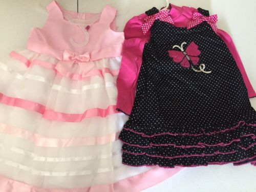 Girls 4T Lot 15pc Gymboree Crazy 8 And More