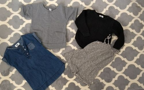 old navy girls 2t clothing lot 4 piece nice pre owned