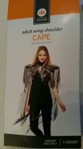 Adult Wing Shoulder Cape Halloween Costume Accessory