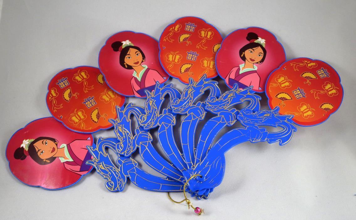 DISNEY Mulan FAN Hand Held Accessory Dress Up HALLOWEEN Costume  13