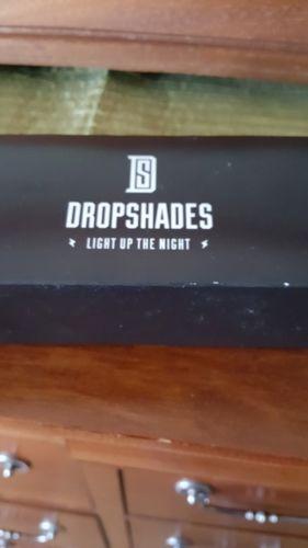 Dropshades pink soundreactive led glasses