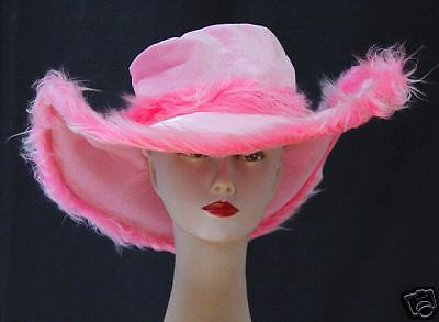 PINK SUGAR   Fur  HAT  COSTUME PARTY