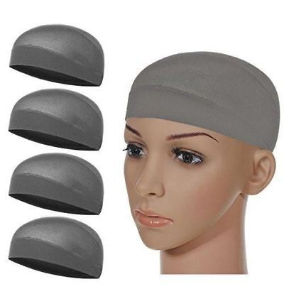 Wig Caps - 4 Pack - One Size Fits Most by CoverYourHair