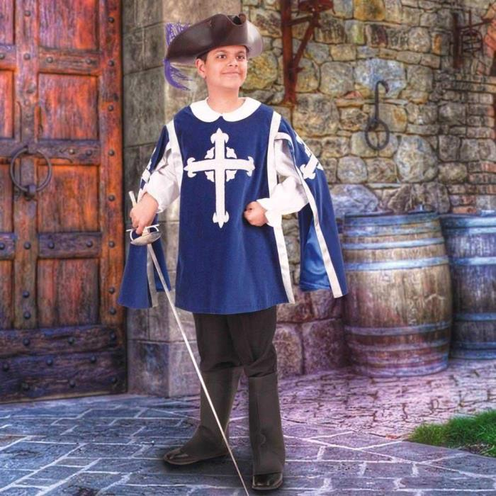 Medieval Musketeer Tabard for Children