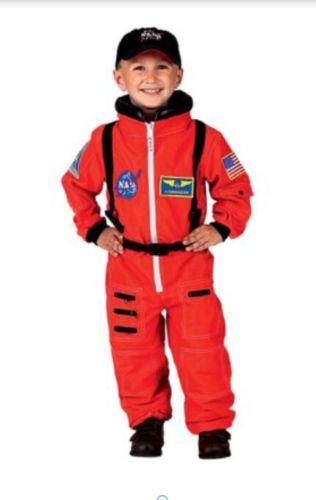 Aeromax Jr. Astronaut Orange Suit