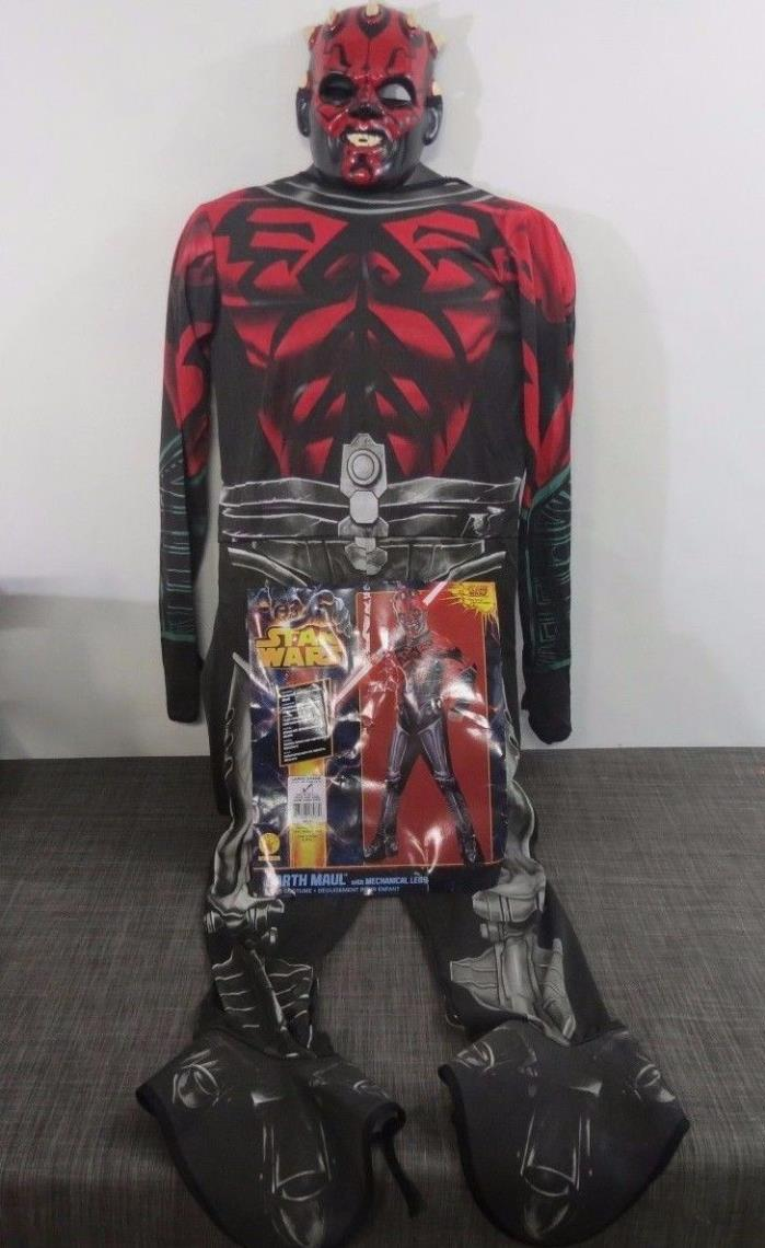 Darth Maul Mechanical Costume Kids Star Wars The Clone Wars Halloween Kids Lg
