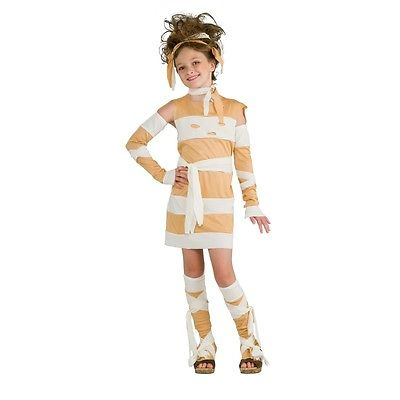New halloween costume girls size 8-10 Glamour Mummy