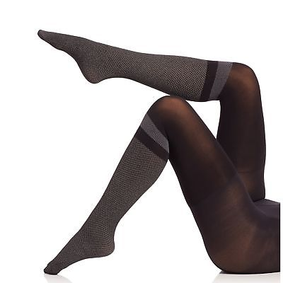NEW SPANX WOMENS FAUX SOCKS TIGHTS
