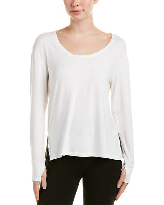 French Connection Womens  Step Hem T-Shirt, S