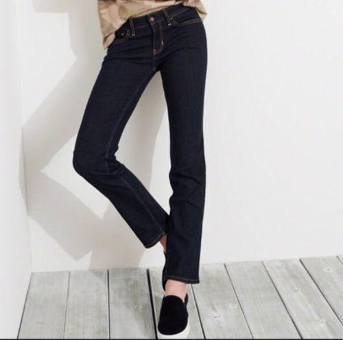 (Hollister) Dark Denim Jeans
