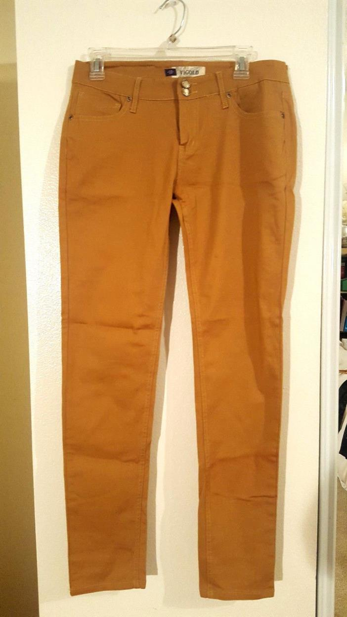 New vigold skinny jeans shade of brown Sz 7/8 29