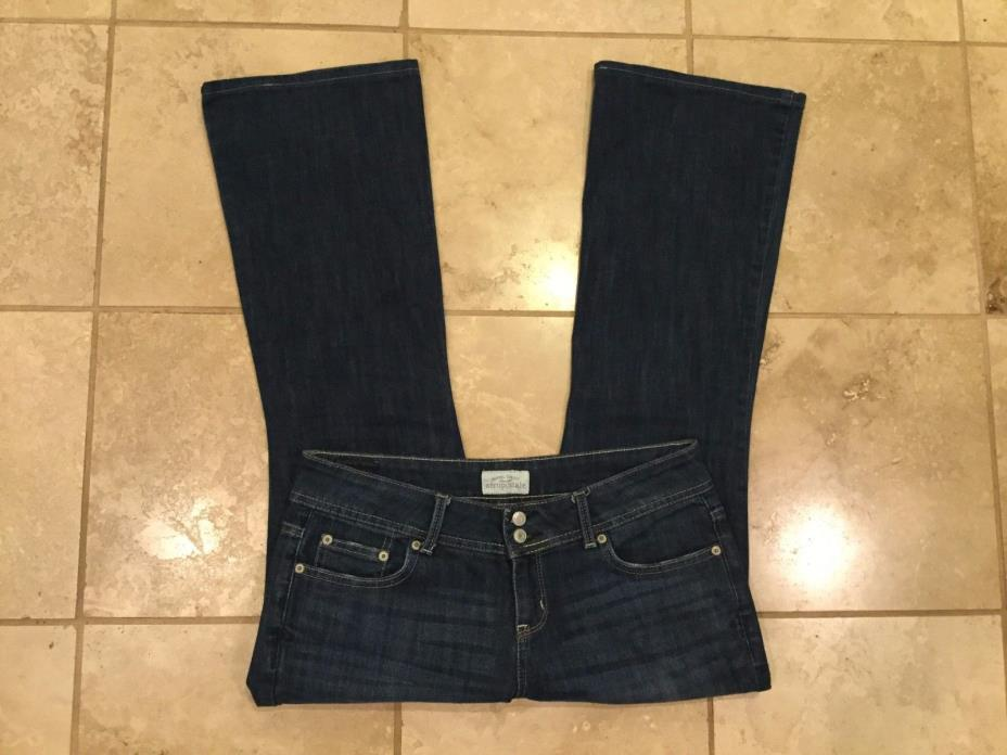 Aeropostale jeans Haily Flare, stretch Size 9/10 short