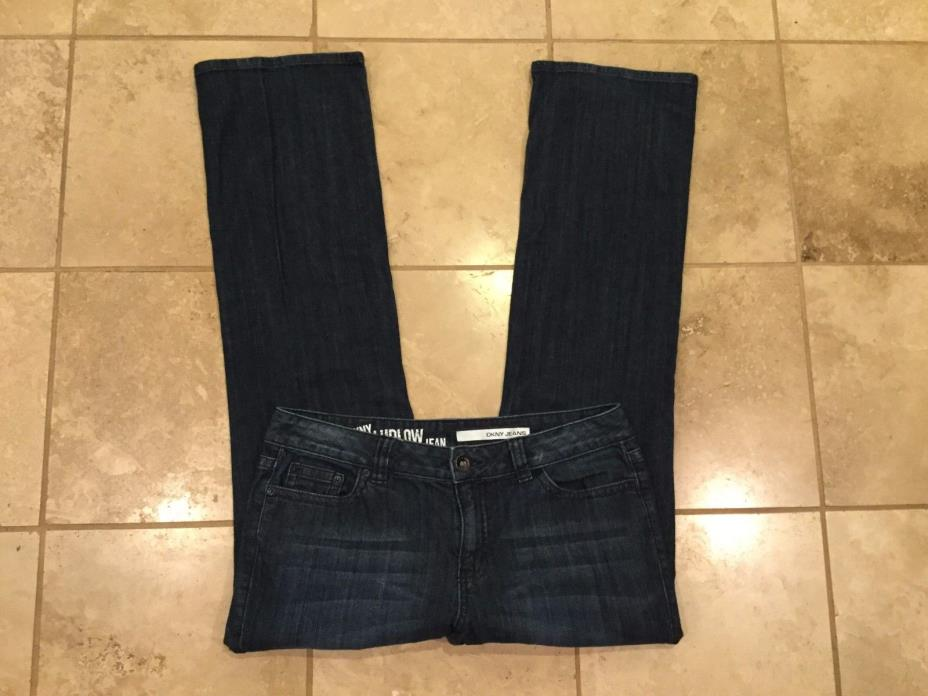 DKNY LUDLOW jeans Boot cut, stretch Size 14R