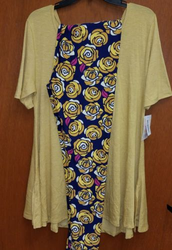 NWT LULAROE PERFECT T MED YELLOW GOLD, NWT TC DISNEY ROSES GOLD NAVY **UNICORN**