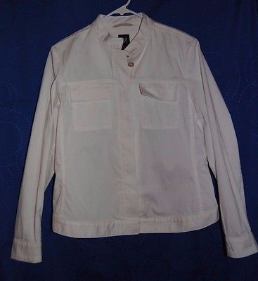 Women's GAP Maternity White Jacket Size S