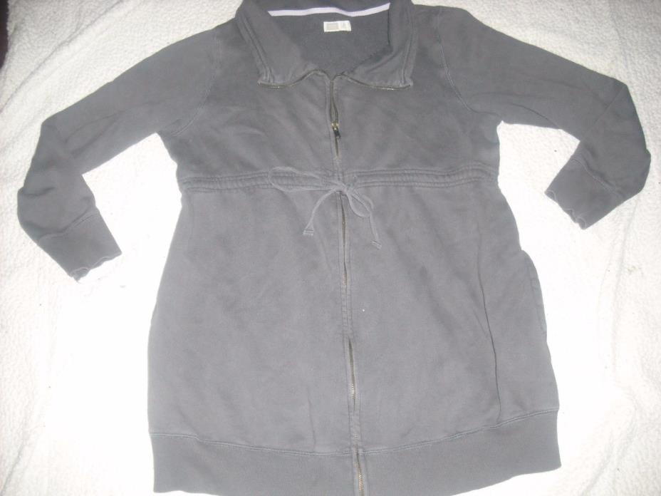 Womens Old Navy Maternity Jacket Size Large L  FREE SHIP