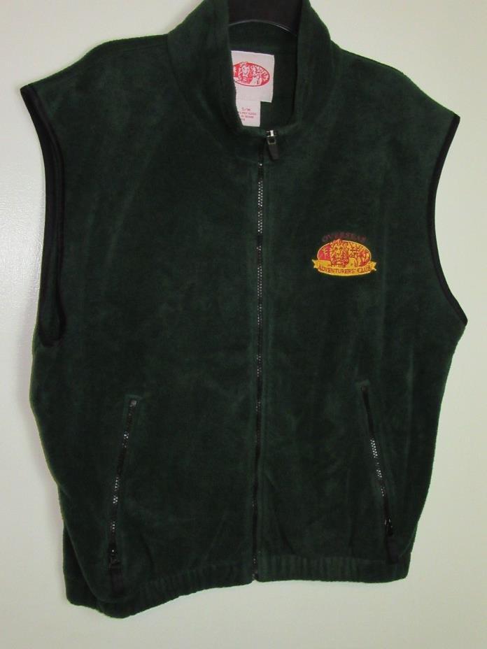 Overseas Adventurers' Club Vest Size Small (N2-12)