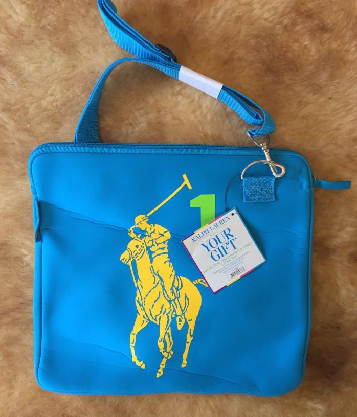 Ralph Lauren Blue Big Pony 15