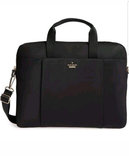 Kate Spade New York Classic Laptop Case Bag in Black