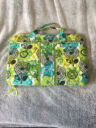 Vera Bradley Laptop Case Excellent Condition