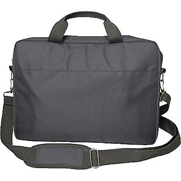 NEW Global Black Slim Laptop Computer Bag