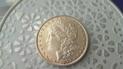 1879 P BU Morgan Silver Dollar