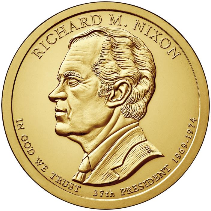 2016-P $1 Ronald Reagan Presidential Dollar from Mint Set