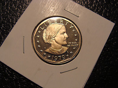 1979-S SBA Dollar Superb Gem Proof WE COMBINE ON SHIPPING