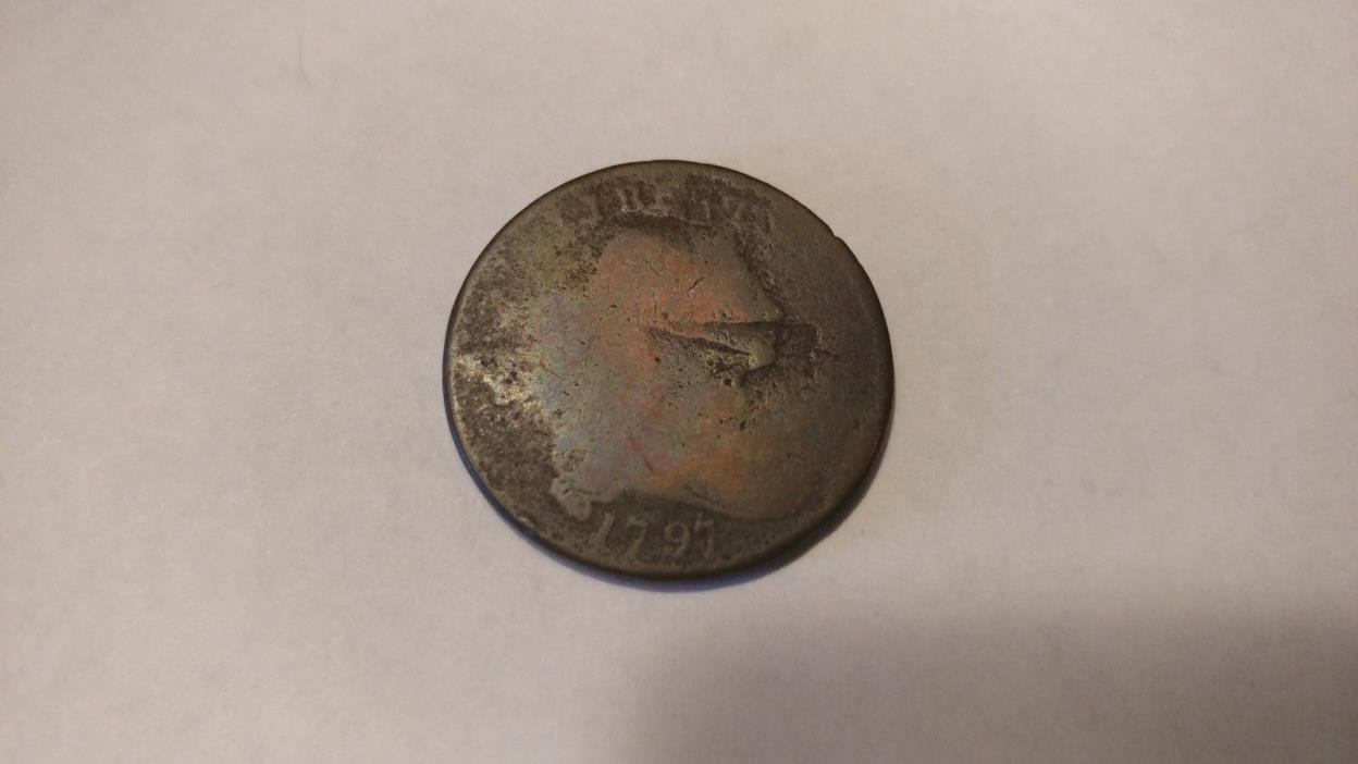 1797 Large Cent