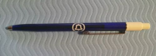~Vintage Alexander Brand Pen~ Bell Telephone System Blue/White~ Made in USA~