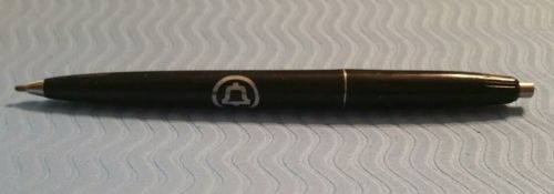 ~Vintage Bell Telephone Black Waterbury Brand Writing Pen~ Made in USA~