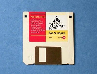 AOL version 2.5 3.5