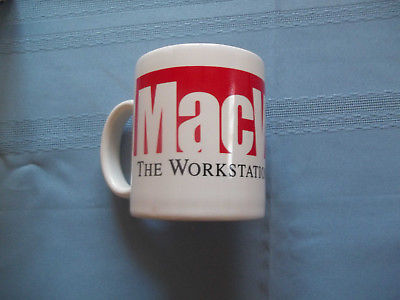 MacWEEK The Workstation Newsweekly logo VINTAGE 4