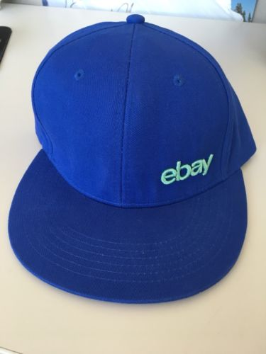 Blue And Teal Ebay Logo Hat