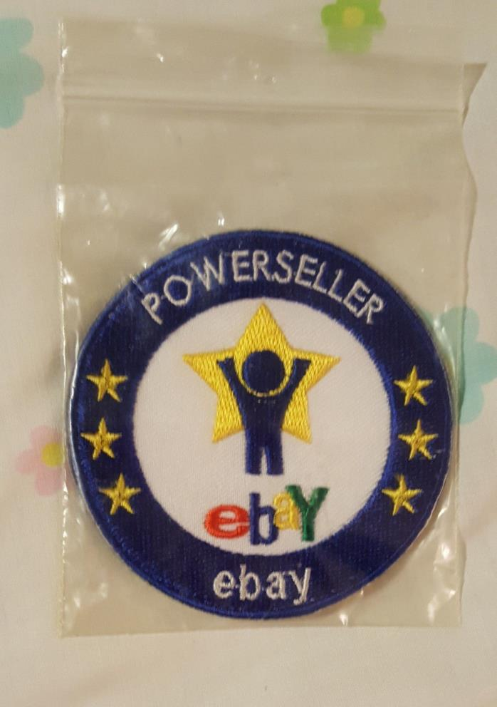 eBay Power Seller Patch