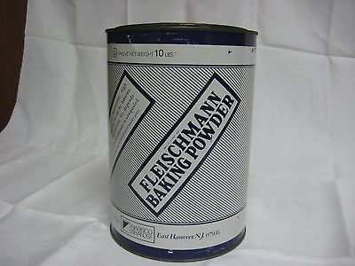 Vintage Flieschmann Baking Powder Tin