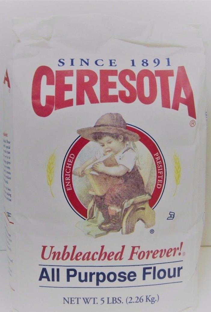 Ceresota All Purpose Flour Unbleached 5lbs