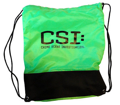 CSI BAG collectible