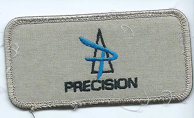 Precision (P) Energy Services employee patch 2 X 4 #670