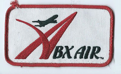 BX Air employee/driver/pillot patch 2-1/2 X 4-1/2