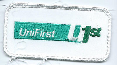 UniFirst U1st employee patch 2 X 4