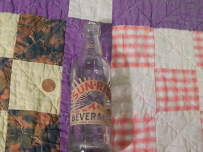 SUN*RISE Beverages (GLASS SODA BOTTLE) Coca-Cola Bottling (FREE SHIP.) Ltd.-Vtg.